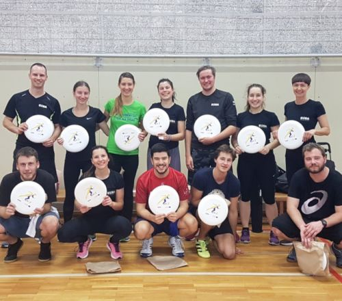 Ljubljana Ultimate Frisbee event promotes gender equality