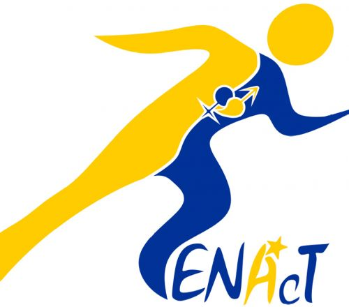 ENACT project logo selected